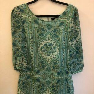 women`s long sleeve dress